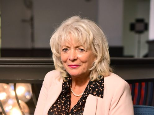 Alison Steadman has called on people to remember there is love in the world ahead of the Covid-19 day of reflection (Ian West/PA)