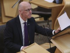 Deputy First Minister John Swinney has confirmed there were legal advice 'reservations' about the government's investigation of Alex Salmond (Fraser Bremner/Scottish Daily Mail/PA)