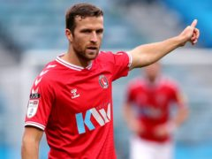 Adam Matthews could miss out for Charlton (Gareth Fuller/PA)
