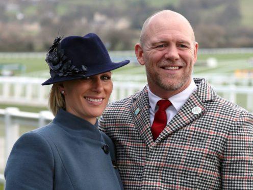 Zara and Mike Tindall (Andrew Matthews/PA)