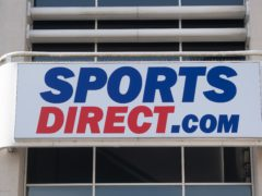 The company behind Sports Direct and House of Fraser has bought a retail park in Wigan (Joe Giddens/PA)