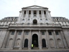 Bank of England governor Andrew Bailey said the increased optimism came with a 'large dose of caution' (Jonathan Brady/PA)