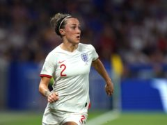 Lucy Bronze says a greater understanding of her menstrual cycle has helped her improve performance (PA)