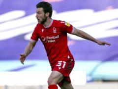 Harry Arter is hoping to return for Nottingham Forest (Steve Parsons/PA)