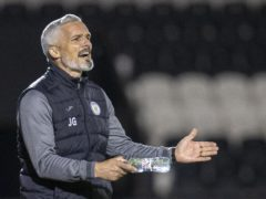 St Mirren manager Jim Goodwin wants to see a slimmed down version of VAR implemented in Scotland (Jeff Holmes/PA)