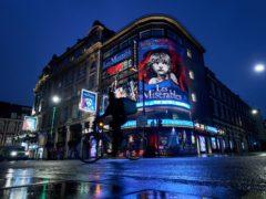 Theatres have put performances online (John Walton/PA)