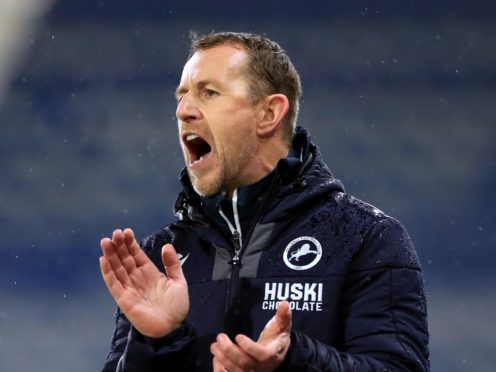 Millwall manager Gary Rowett could ring the changes for the visit of Middlesbrough (Mike Egerton/PA)