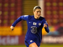 Chelsea defender Maren Mjelde hailed her mother as the source for her inspiration on International Women's Day (Zac Goodwin/PA)