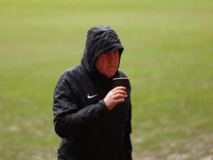Kenny Jackett is under pressure at Portsmouth (Steven Paston/PA)