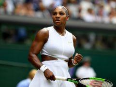 Serena Williams has withdrawn from the Miami Open (Victoria Jones/PA)