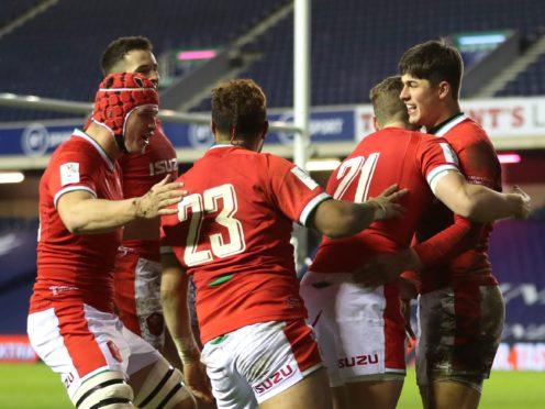 Wales won the Six Nations again (Jane Barlow/PA)