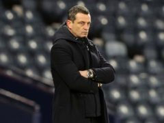 Football management getting tougher says Hibernian boss Jack Ross (Jeff Holmes/PA)