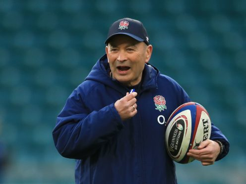 Eddie Jones is fighting for his England future (Adam Davy/PA)