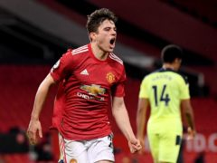 Daniel James has won back his Manchester United starting place (Stu Forster/PA)