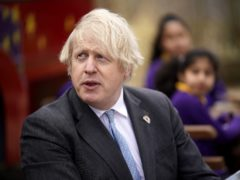 Prime Minister Boris Johnson (Christopher Furlong/PA)