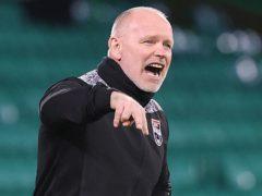 Ross County manager John Hughes ready for former club Hibernian (Jeff Holmes/PA)