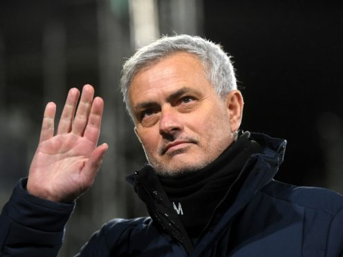 Jose Mourinho says he has full trust in his entire squad (Neil Hall/PA)