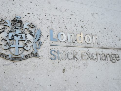 The London markets jumped higher on Friday (Kirsty O'Connor/PA)