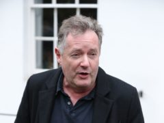 TV presenter Piers Morgan has demanded an apology from US network CBS for what he says were 'disgraceful slurs' against him (Jonathan Brady/PA)