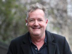 Piers Morgan was returning to ITV on Thursday night with Piers Morgan's Life Stories (Jonathan Brady/PA)
