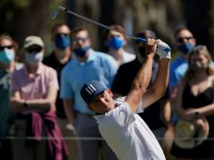 Sergio Garcia set the pace with an opening 65 in the Arnold Palmer Invitational (AP Photo/John Raoux)