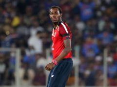 Jofra Archer put in a player-of-the-match performance against India (Aijaz Rahi/AP)