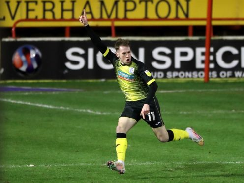 Josh Kay will miss the visit of Crawley through suspension (Nick Potts/PA)
