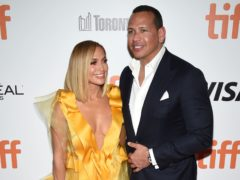 Jennifer Lopez and Alex Rodriguez (AP)