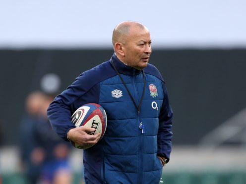 Eddie Jones' England saw off the challenge of France on Saturday (David Davies/PA)