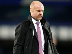 Burnley manager Sean Dyche dedicated his side's win to his late brother-in-law (Jon Super/PA)