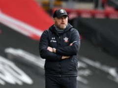 Southampton manager Ralph Hasenhuttl has been left less than impressed by his side's terrible Premier League form (Glyn Kirk/PA)