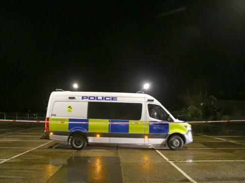 Police in Kent (Gareth Fuller/PA)