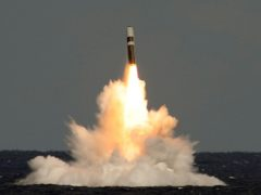 The number of nuclear warheads could rise to 260 (Lockheed Martin/PA)