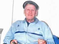 Stanley Bradford was among five residents who died at the Brithdir nursing home (Family handout/PA)