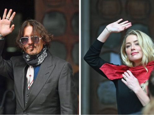 Johnny Depp is bidding to appeal against the ruling that he assaulted his ex-wife Amber Heard (PA)