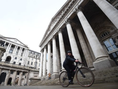 Central bankers have been weighing in on the future of interest rates this week (Kirsty O'Connor/PA)