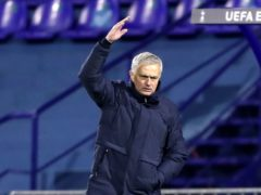 Jose Mourinho saw his side blow a two-goal first-leg advantage (Luka Stanzl/PA)