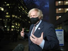 Boris Johnson has no case to answer, his press secretary said (Aaron Chown/PA)