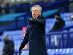 Everton manager Carlo Ancelotti believes the international break will benefit their bid for European football (Jon Super/PA)