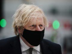 Boris Johnson will meet with MPs from the Tories' 1922 Committee (Christopher Furlong/PA)