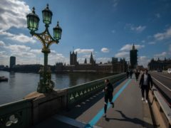 MPs will be asked to approve the regulations for route out of lockdown (Aaron Chown/PA)