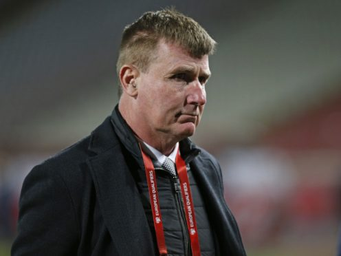 Republic of Ireland manager Stephen Kenny is hoping for the first victory of his reign against Luxembourg (Novak Djurovic/PA)