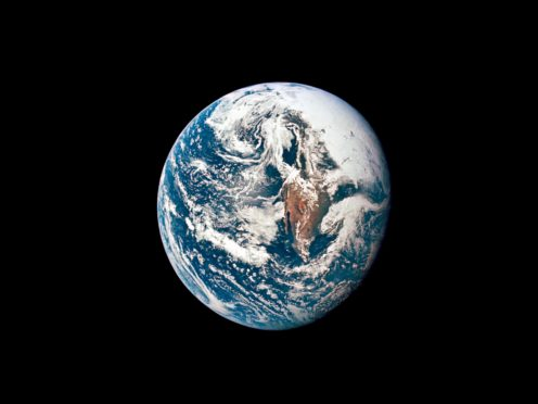 (NASA via AP)