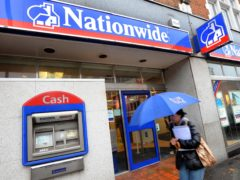 Nationwide Building Society has unveiled plans to allow 13,000 employees to choose where they work (PA)