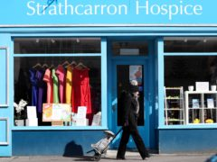 Hospices are being given a further £16.9 million of Scottish Government cash, after Covid-19 impacted their fundraising work (Andrew Milligan/PA)