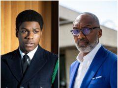 John Boyega and Leroy Logan (BBC/Juanita Rosenior).