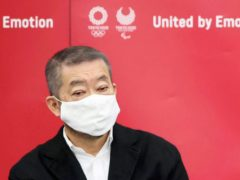 Tokyo Olympics creative director Hiroshi Sasaki is stepping down (Kyodo News/AP)