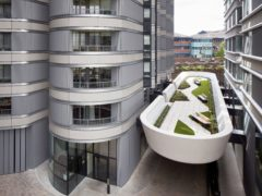 Tonic Housing has purchased 19 flats at Bankhouse in Vauxhall for the LGBT-friendly development (Tonic Housing)