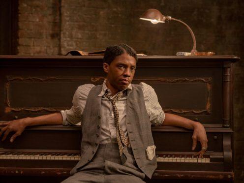 Chadwick Boseman (David Lee/Netflix)