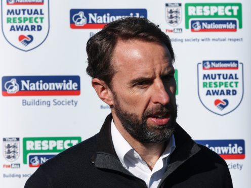 Gareth Southgate does not want any distractions from misbehaving players when the Euros come around (Eddie Keogh/The FA)